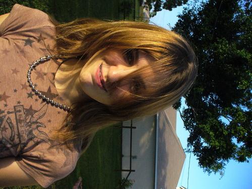 Lyssa's new hair! :3
