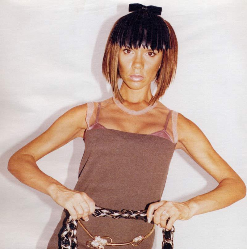 Marc Jacobs Ads SS 2008 with Victoria Beckham
