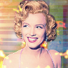 Actresses photo containing a portrait entitled Marylin Monroe