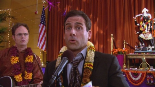 Michael in Diwali