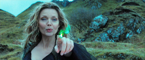 Michelle Pfeiffer in Stardust