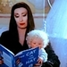 Morticia and Pubert - addams-family icon