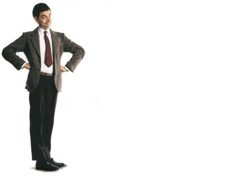 Mr. hạt đậu, đậu hình nền containing a business suit, a suit, and a well dressed person entitled Mr.Bean