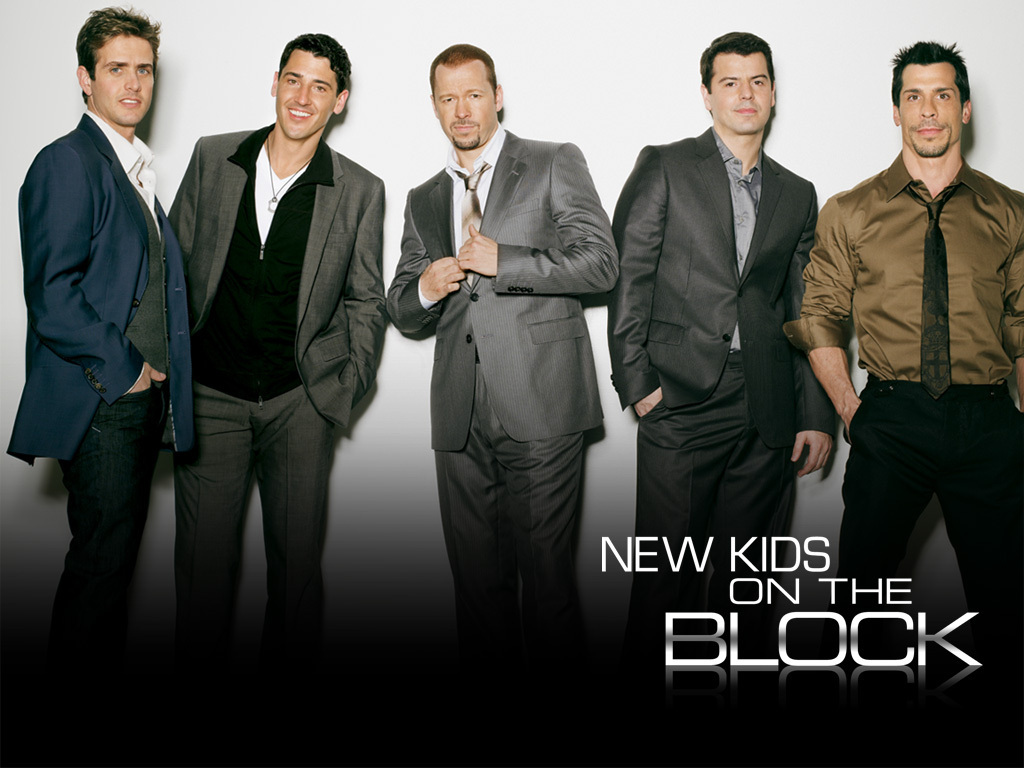 New Kids On The Block - The Block