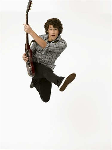 Nick Jonas - camp-rock Photo