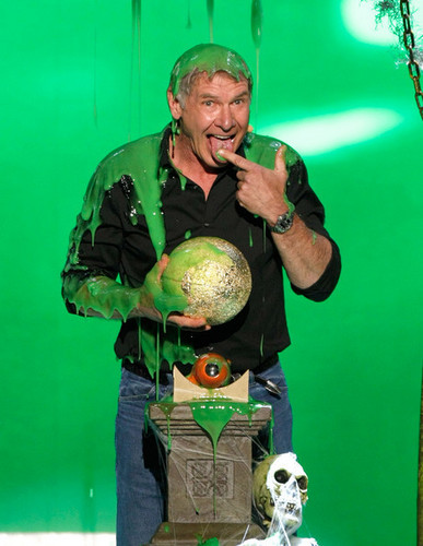 Harrison Ford achtergrond entitled Nickelodeon Kids' Choice Awards 2008