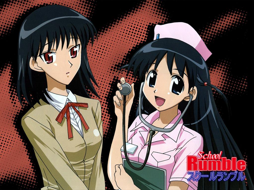 Nurse Sisters!