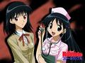 Nurse Sisters! - school-rumble wallpaper
