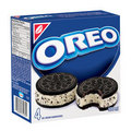 Oreo Cookie Ice Cream Sandwich Box