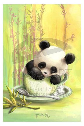 Panda Cub Cup