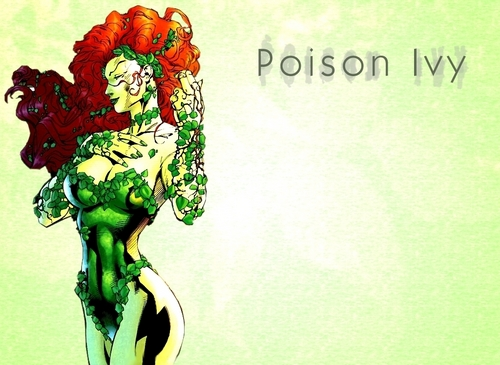 Batman Villains wallpaper titled Poison Ivy
