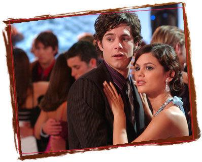 Rachel Bilson & Adam Brody