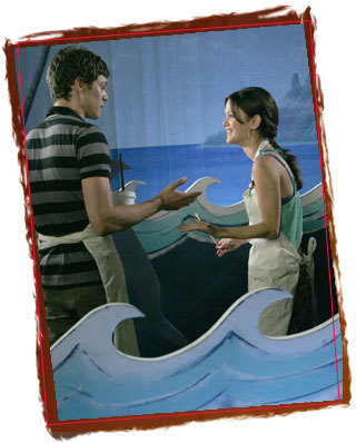 Celebrity Couples wallpaper probably containing a sign titled Rachel Bilson & Adam Brody