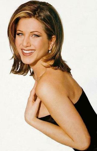 Rachel Green wallpaper with attractiveness, skin, and a portrait titled Rachel Green :)