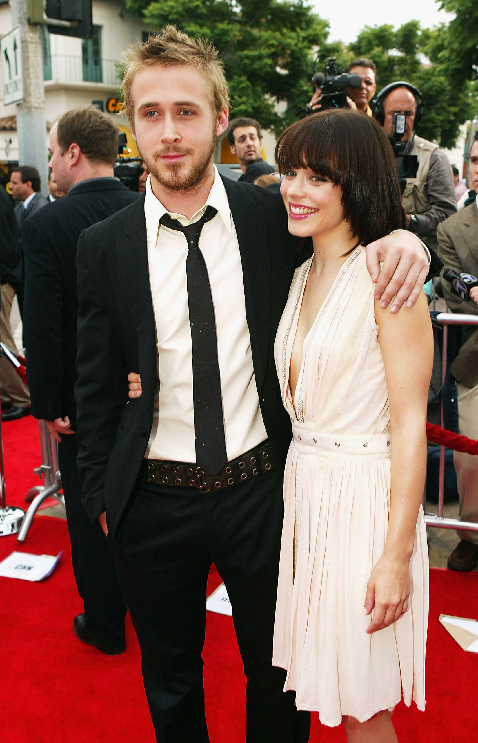 Rachel and Ryan - Rachel McAdams & Ryan Gosling Photo ...