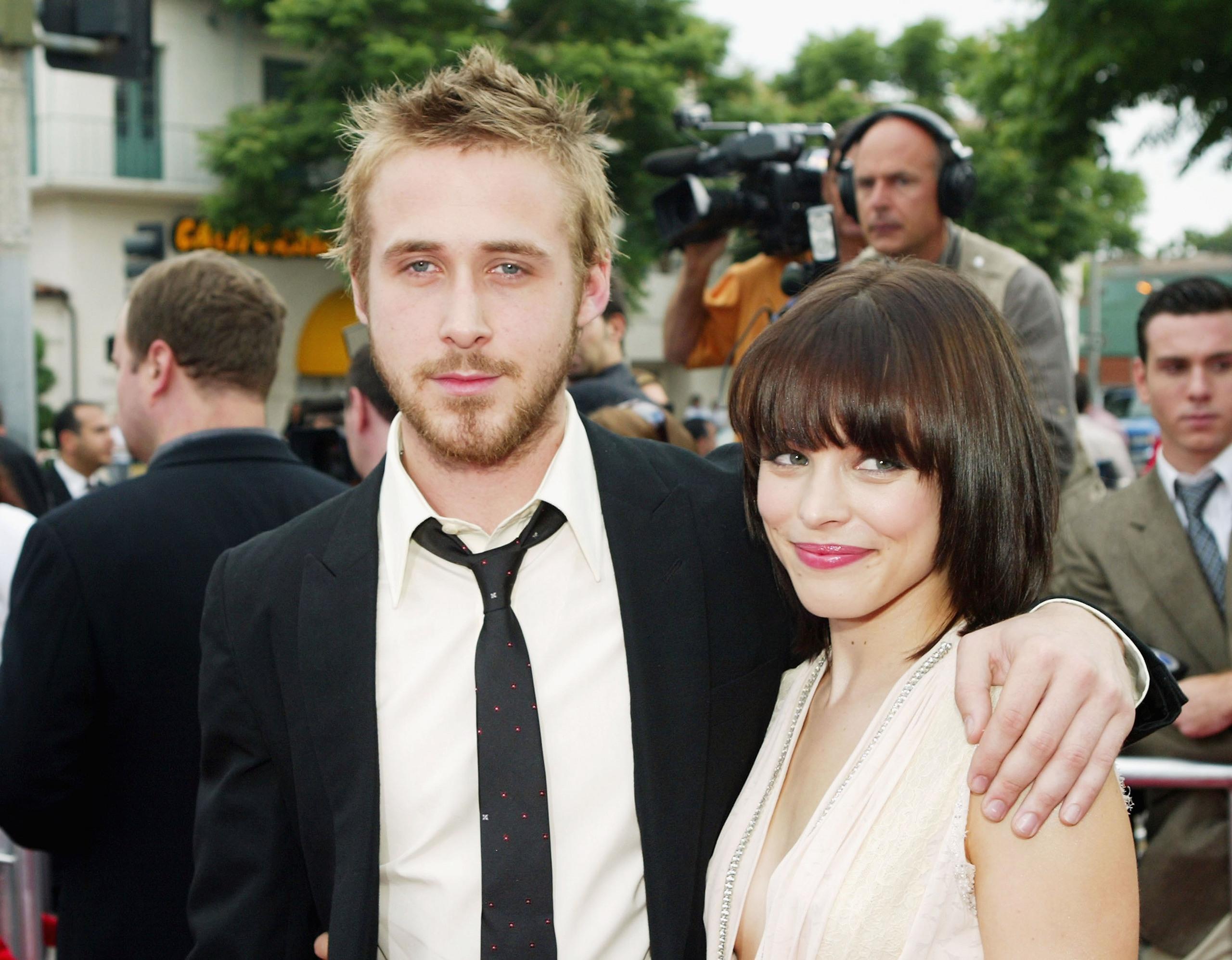 Rachel and Ryan - Rachel McAdams & Ryan Gosling Photo (1445346