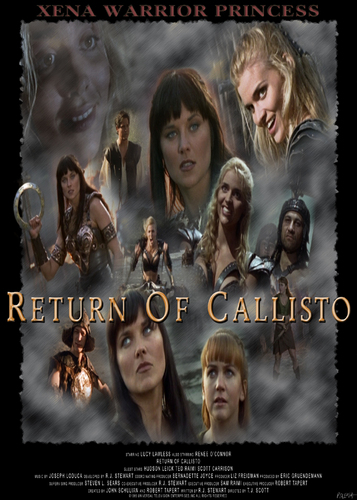 Return Of Callisto Poster