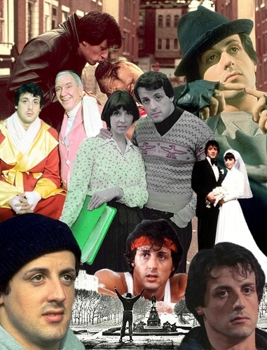 Sylvester Stallone wallpaper called Rocky's memories