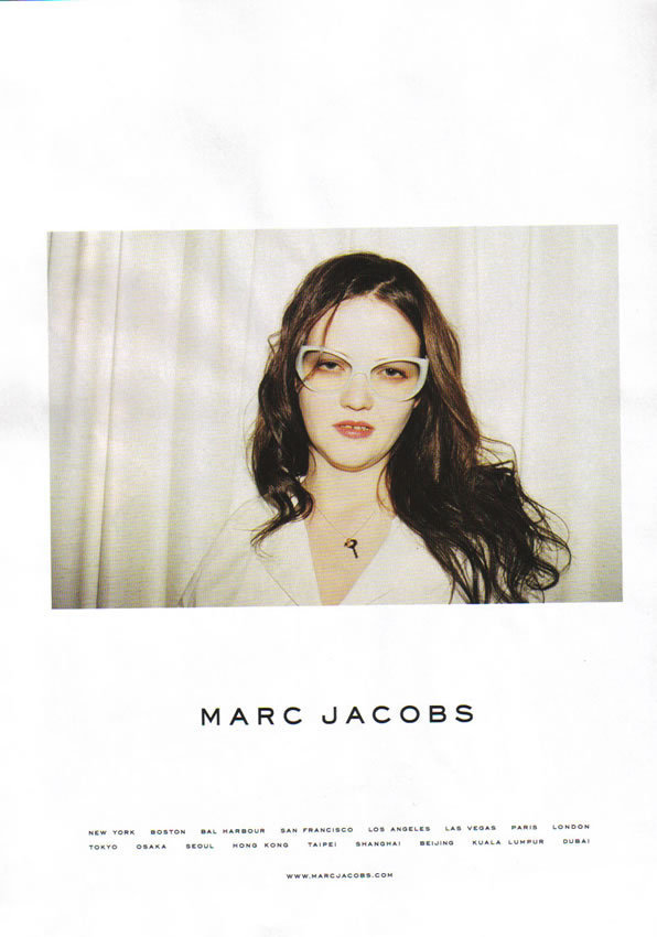 9b27dab44f9d8 Marc Jacobs images SS 2006 Ads with Meg White HD wallpaper and background  photos