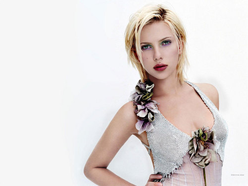 Scarlett Johansson wallpaper called Scarlett