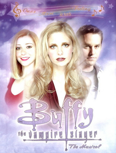 Buffy the Vampire Slayer achtergrond with a portrait called Scoobies