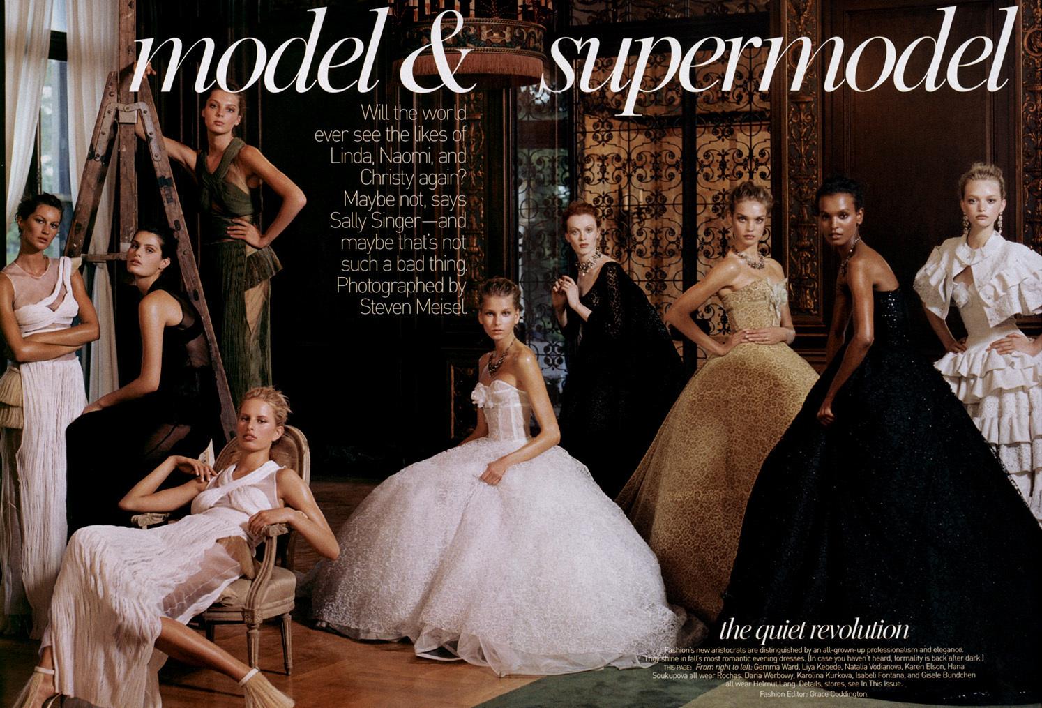 September 2004 - Vogue Photo (1475357) - Fanpop