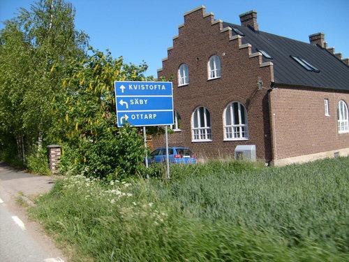 Skåne - 1 Juni 2008