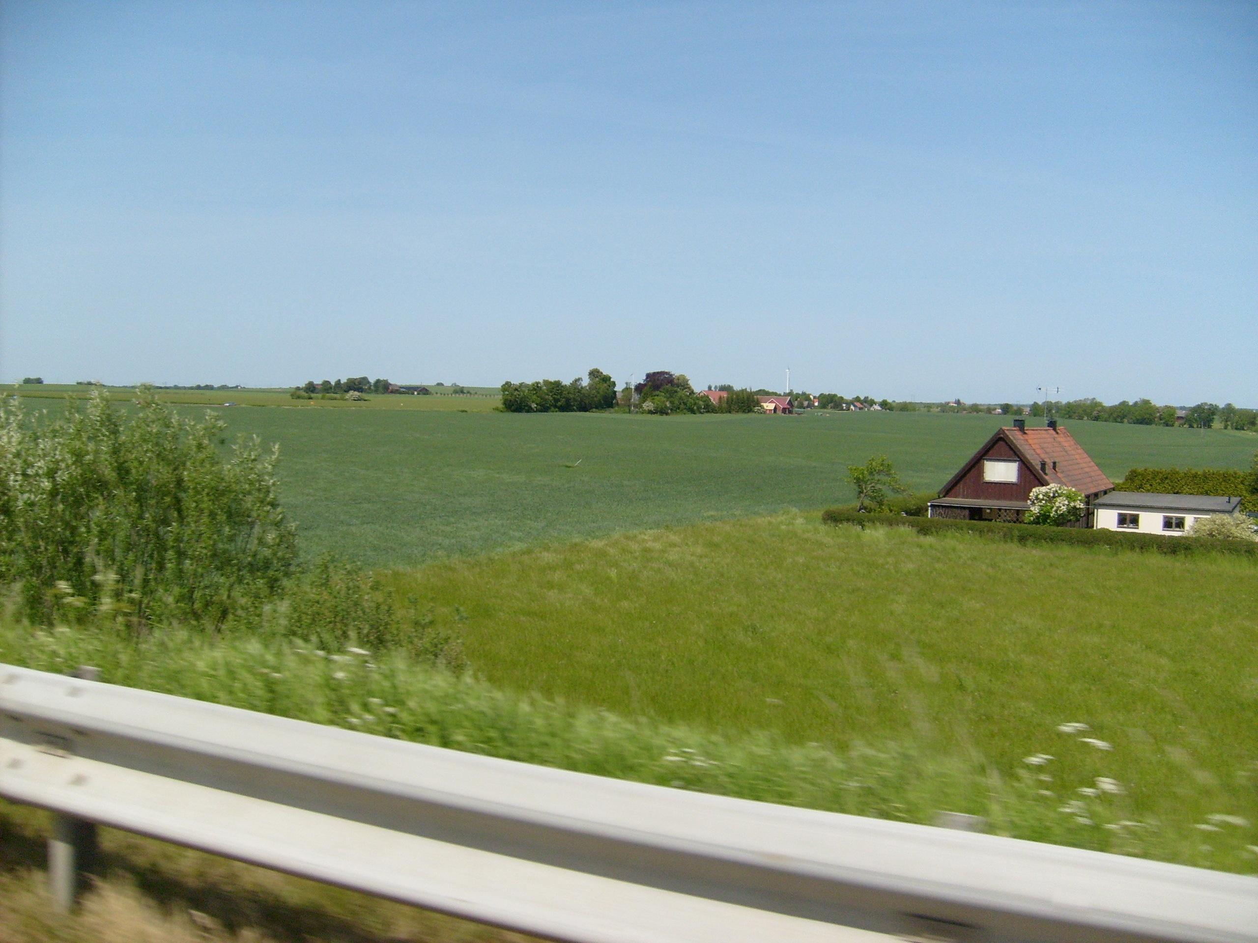 Skåne in Spring