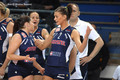Skowronska in Asystel Novara - volleyball photo