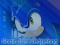 Sonic kertas dinding