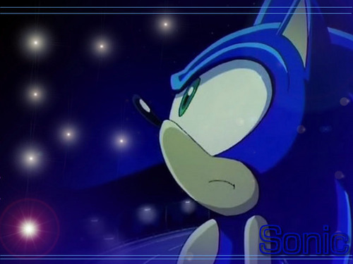 Sonic X wallpaper called Sonic Wallpaper
