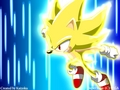 Super Sonic - sonic-x wallpaper