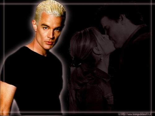 Spike,Buffy & Angel