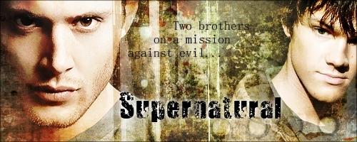 supernatural Banners