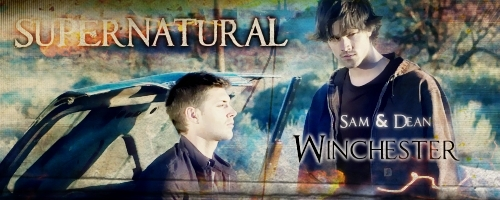 Supernatural Banners