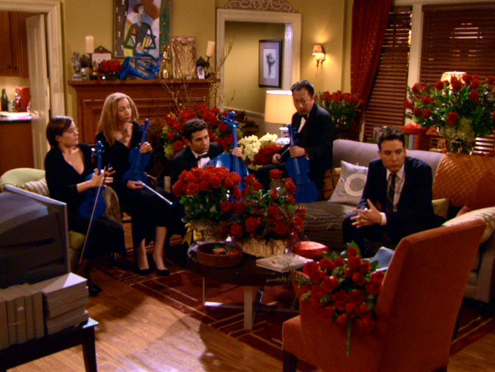 How I Met Your Mother Images The Blue Orchestra Hd Wallpaper And Background Photos
