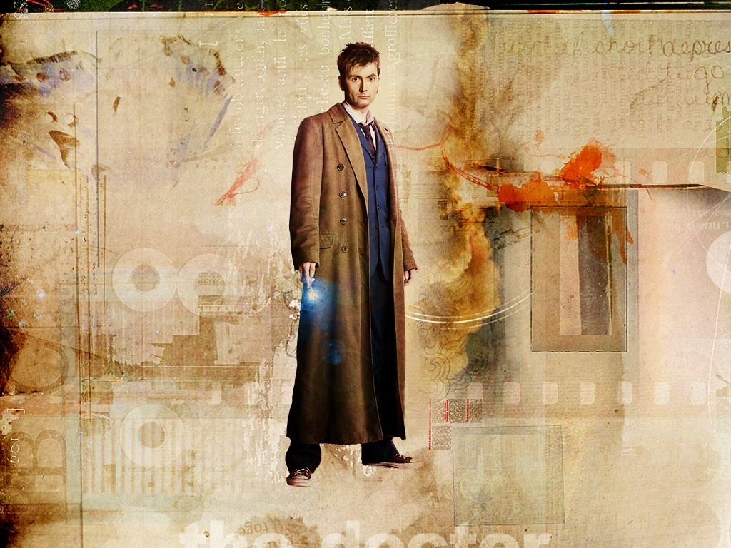 Doctor Who The Doctor