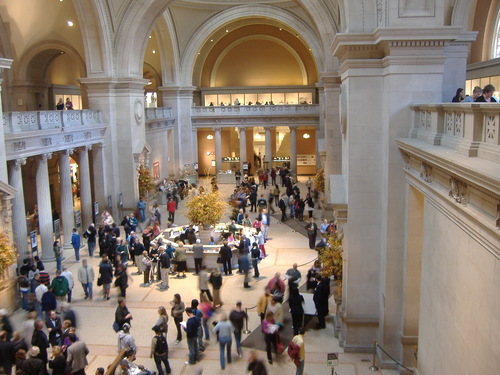 Brownstone Museum Of Natural History