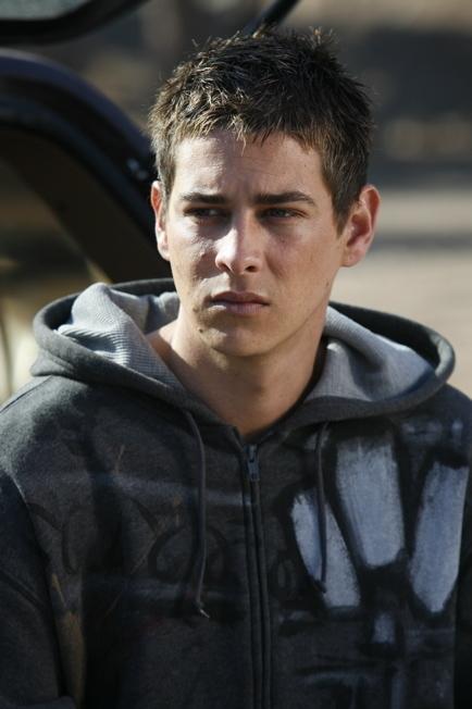 Trevor Wright (Zach)