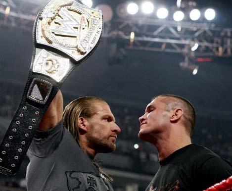 Triple H & Orton