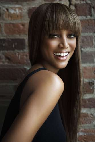 Tyra Banks wallpaper with a portrait called Tyra