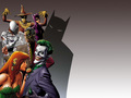 Villains - batman-villains wallpaper