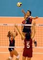 Volleyball -Lena Dziekiewicz