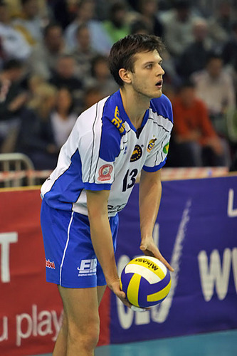 Volleyball - Michal Winiarski - volleyball Photo