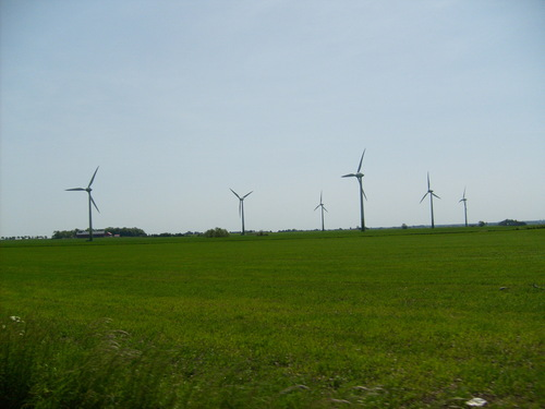 Wind Farm in Sweden