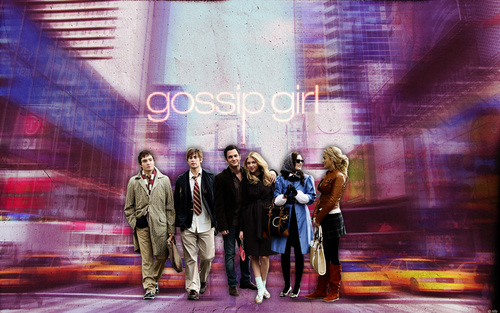 XOXO GOSSIP GIRL THE BEST 4EVER