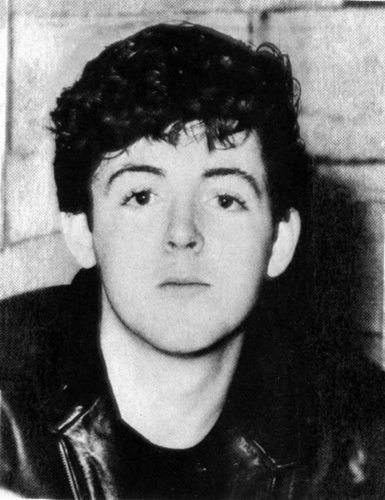 Young Paul - paul-mccartney Photo