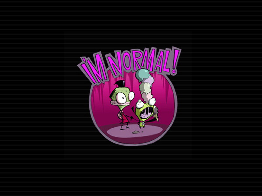 invader zim images zim and gir wallpaper photos 1404606
