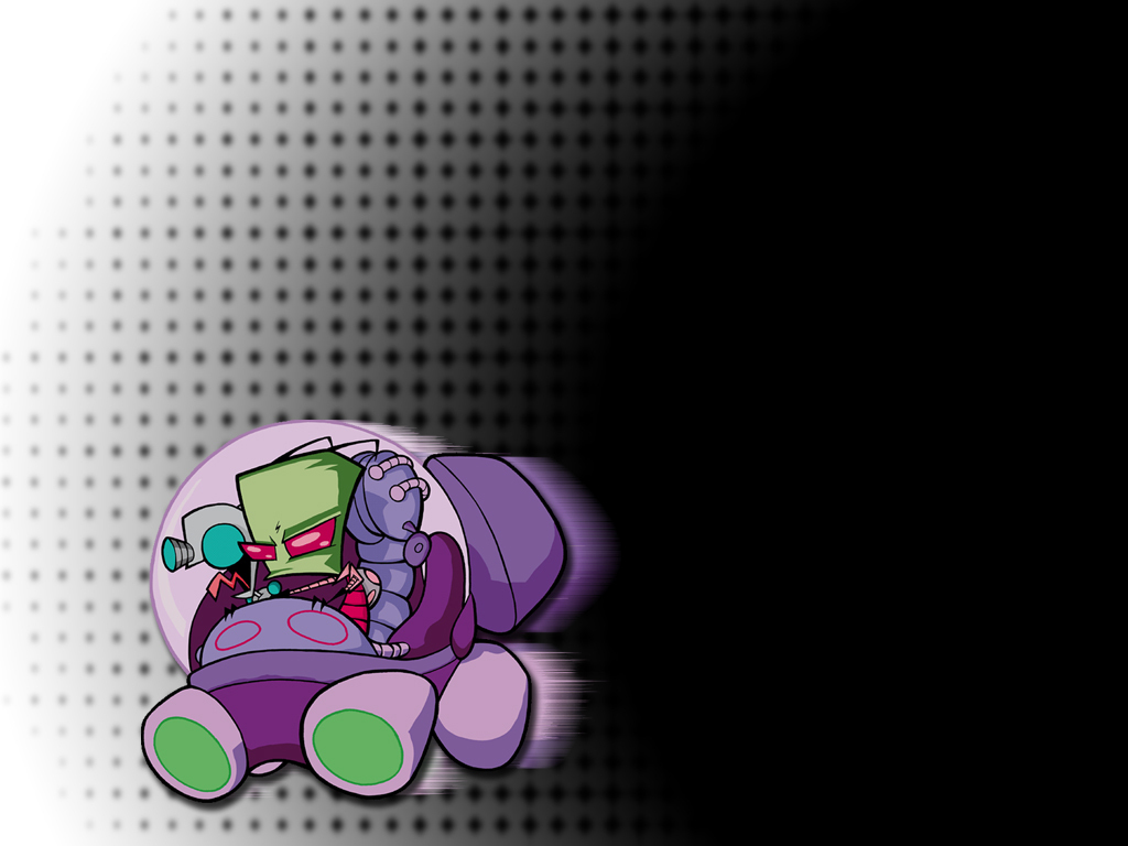 grr and zim wallpaper - photo #39
