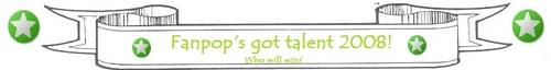 fanpop's got talent banner